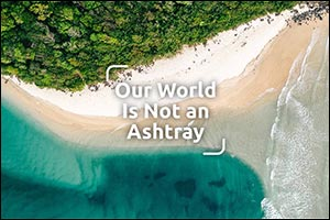 �Our World Is Not an Ashtray�: Philip Morris Launches Initiative to Reduce Plastic Litter From Products by 50 Percent  ...