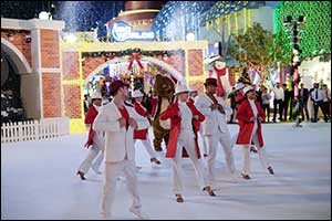Celebrate This Winter Festive Season With Spectacular Activities at the Coolest Indoor Theme Park