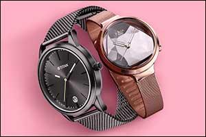 Titan Watches Woos UAE's Discerning Millennials This Valentine's Day