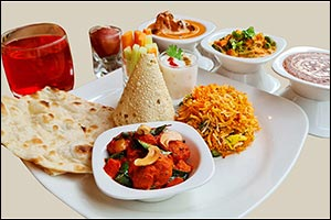 Dine-in & Delivery Iftar Menu at Bol Gappa