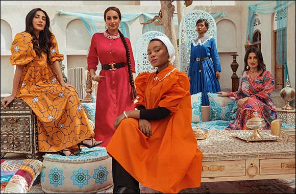 Celebrate the Vibrant Colors and Festive Accents of Ramadan with  Splash Collection