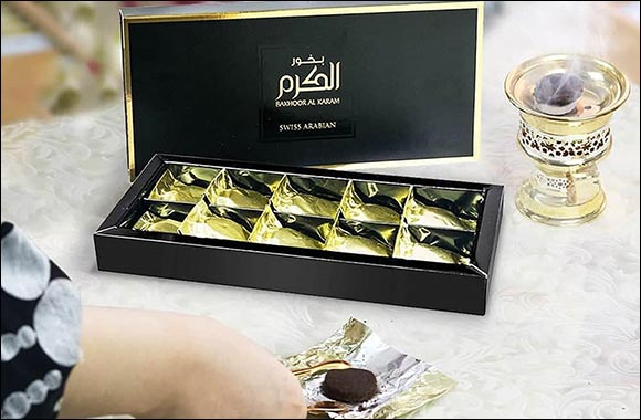 Fill Your Home With Swiss Arabian's Most Elegant of Bakhoors This Ramadan