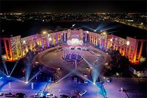 Scenes of Exuberance and Joy at Ajman University's Commencement Ceremony 2021