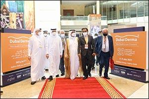 hasher bin maktoum al maktoum inaugurates the 20th edition of dub...