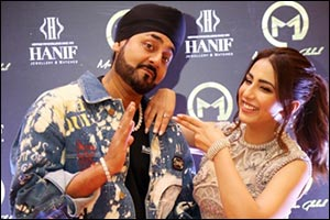 New International Record Label, �Muzik One Global' Launches in Dubai with its First Single �Kangna'