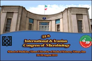 15th Iranian and International Congress of Microbiology