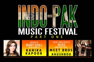 Indo-Pak Musical Festival Part one