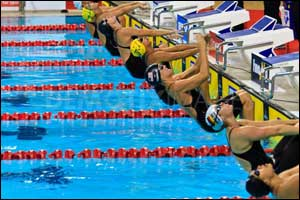 FINA Swimming World Cup 2014