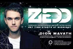 ZEDD Live in Dubai