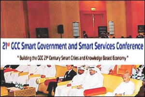 21st GCC Smart Government and Smart Services Conference