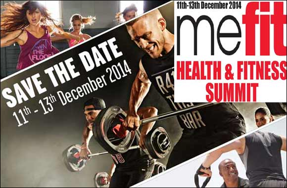 MEFIT Health & Fitness Summit 2014