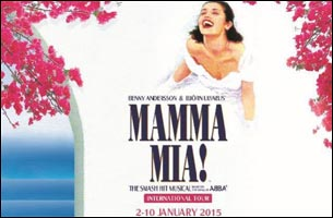 Mamma Mia - The Smash Hit Musical International Tour