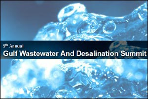5th Annual Gulf Wastewater & Desalination Summit