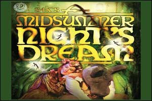 Shakespeare 4 Kidz's A Midsummer Night's Dream in Dubai