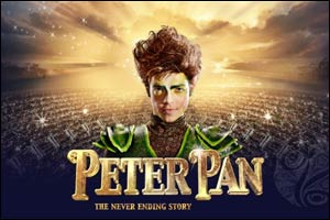 Peter Pan: The Never Ending Story this March 2015