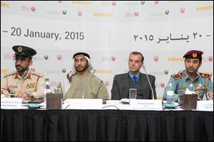17th Edition of Intersec in Dubai