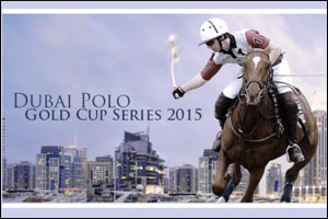 Dubai Polo Gold Cup Series 2015