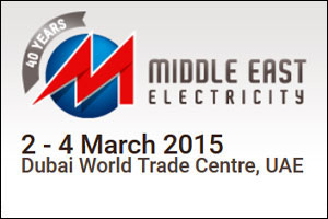 Middle East Electricity 2015