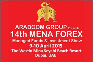 14th MENA Forex, Managed Funds and Investment Show 2015