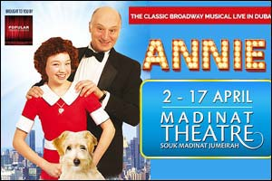 Annie: The Musical in Dubai