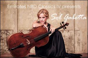 Emirates NBD Classics IV presents Sol Gabetta