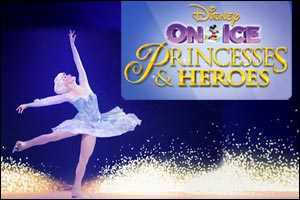 Disney On Ice 2015 - Princesses and Heroes