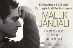 Malek Jandali UAE Tour 2015