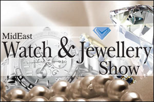 39th MidEast Watch and Jewellery Show 2015