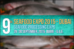 9th Seafood Expo 2015 Dubai