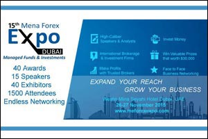 15th MENA Forex Show Managed Funds & Investment Show
