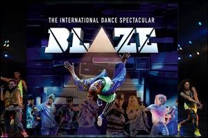 Blaze the Show 2015