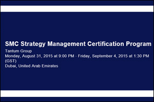 SMC Strategy Management Certification Program