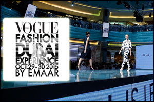 Vogue Fashion Dubai Experience 2015