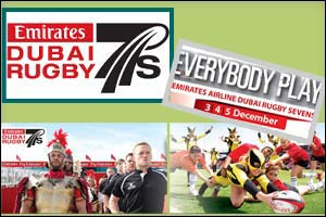 Emirates Airline Dubai Rugby Sevens 2015