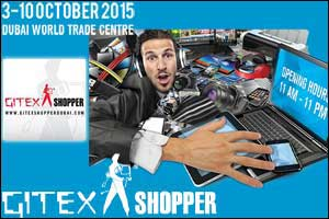 GITEX Shopper Autumn - 2015