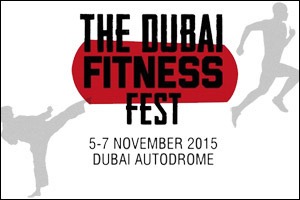 The Dubai Fitness Fest 2015