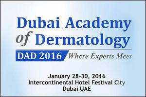 Dubai Academy of Dermatology 2016