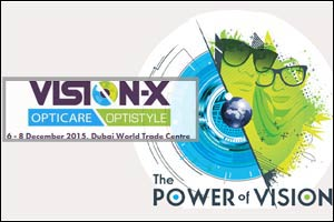 Vision X Dubai - Optical & Ophthalmic Exhibition and Conference