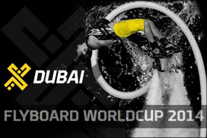 XDubai Flyboard World Cup 2015