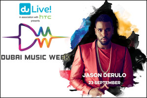 Dubai Music Week 2015 presents Jason Derulo