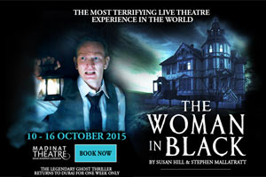 The Woman in Black: Live on Stage in Dubai