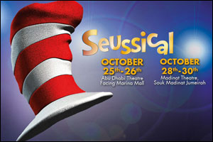 Seussical The Cat in the Hat in Dubai