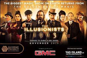 The Illusionists 1903 - Dubai Show