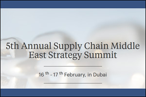 5th Annual Supply Chain Middle East Strategy Summit