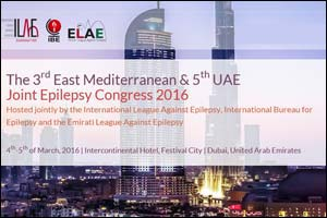 The 3rd East Mediterranean & 5th UAE Joint Epilepsy Congress 2016
