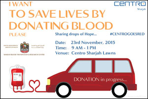 I want to save lives by Donating Blood