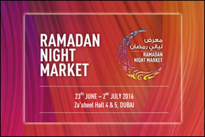 Ramadan Night Market 2016