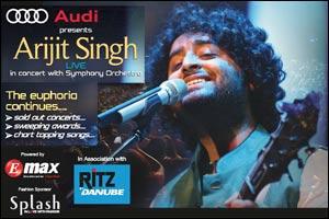 Arijit Singh Live!