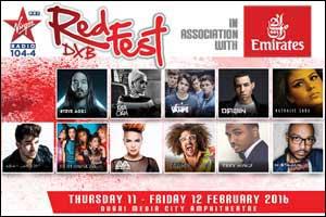RedFest DXB 2016