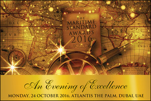 The Maritime Standard Awards 2016